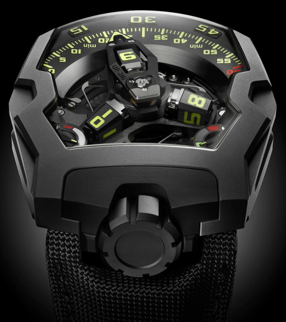 hawk watches with bell on ross br sjx white hands