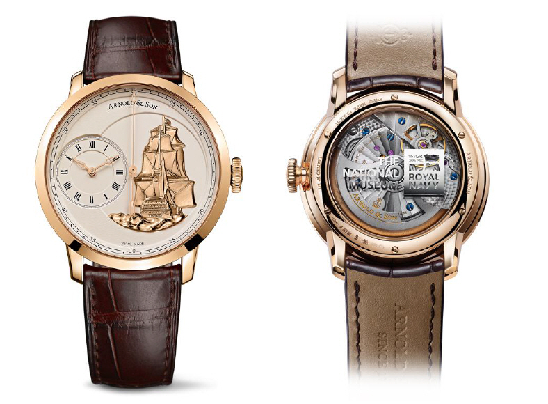 Arnold & Son TB Victory Limited Edition - back front.jpg