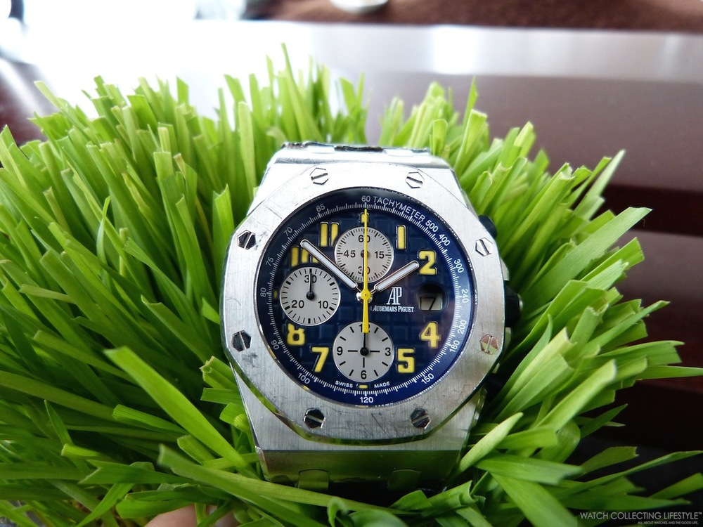 ba4fdb0ce2b Insider  Audemars Piguet Royal Oak Offshore  Oceanografía  Limited Edition.  One of the Most Beautiful Offshores Exclusively Made for a VIP Client.