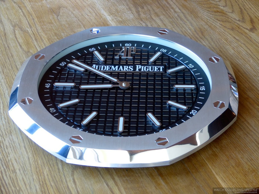 Watch Goodies Audemars Piguet Royal Oak Wall Clock