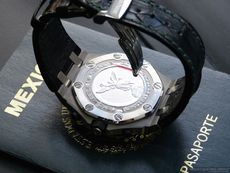 61f06fc2667 To round out this amazing limited edition watch