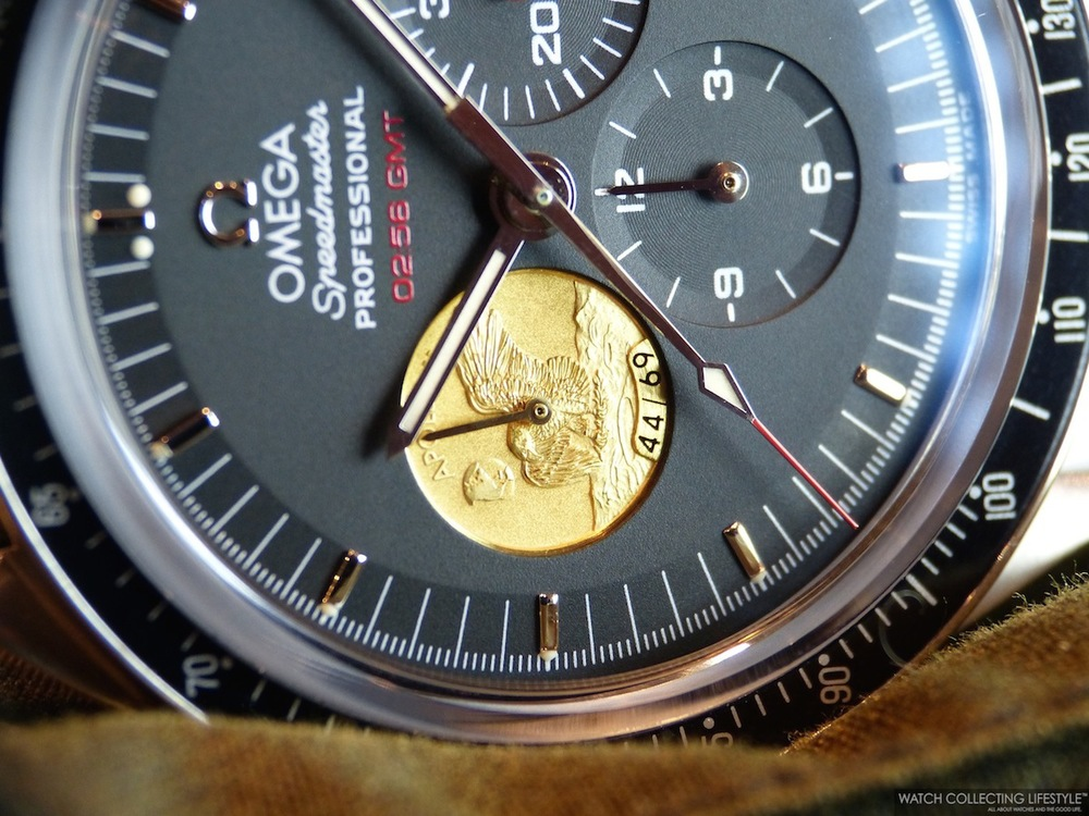 moon landing watch review omega - photo #30