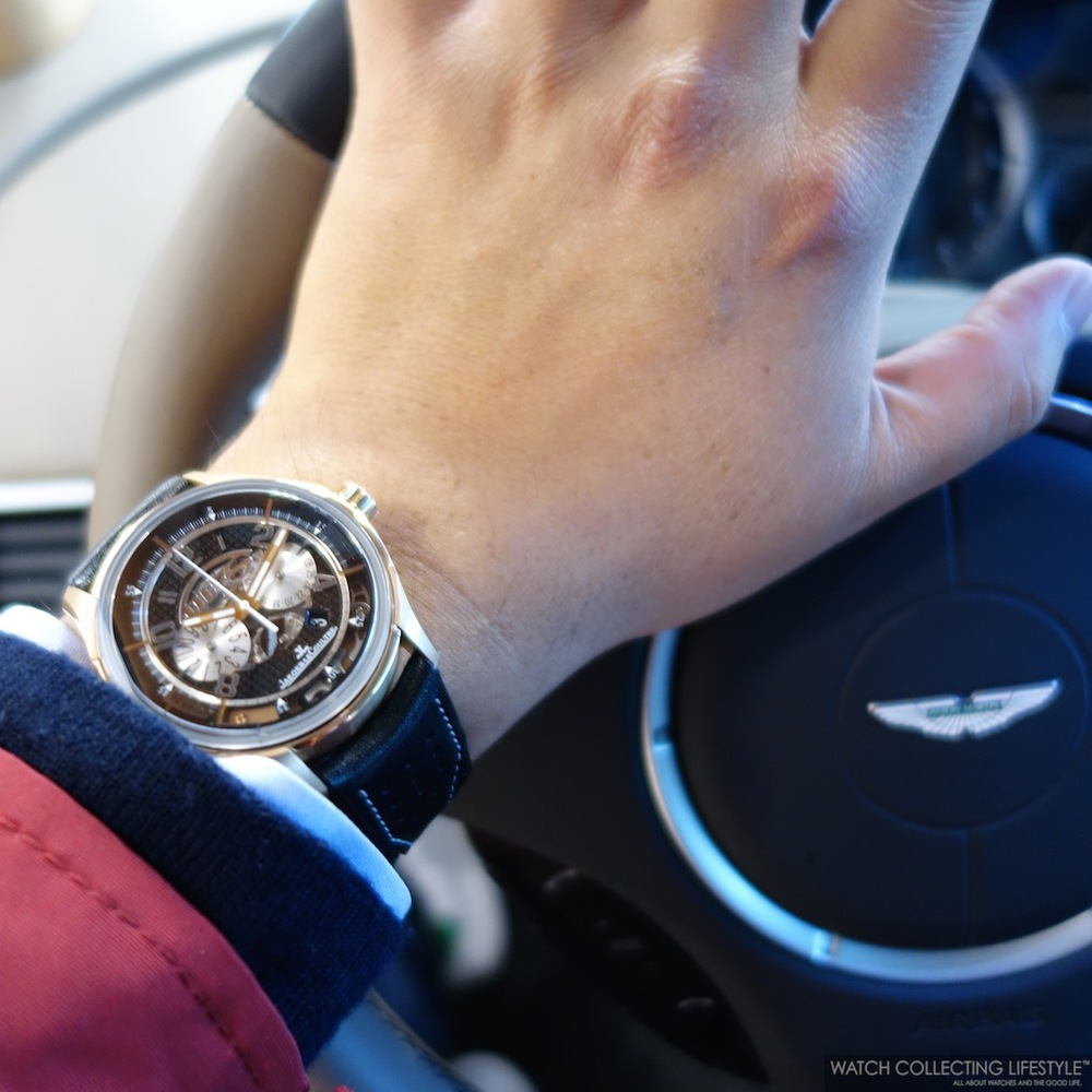 Experience: Aston Martin Rapide S And A Jaeger-LeCoultre
