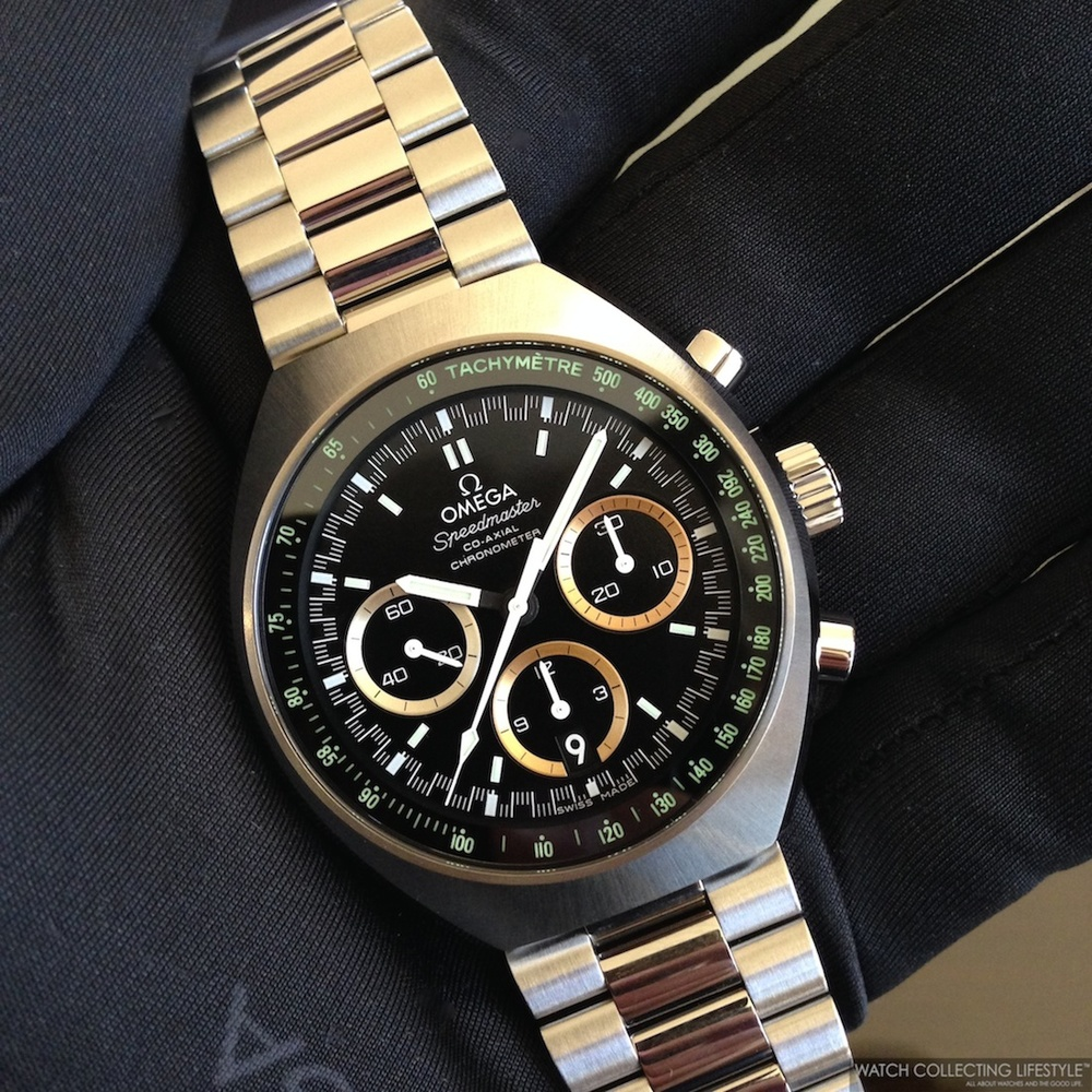 Omega Speedmaster Mark II Co-Axial Chronograph Rio 2016 AAA fake
