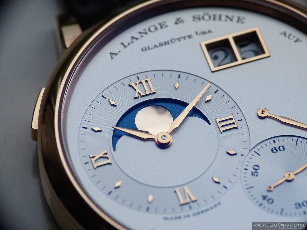 A. Lange & Söhne Grand Lange 1 Moon Phase ref. 139.032