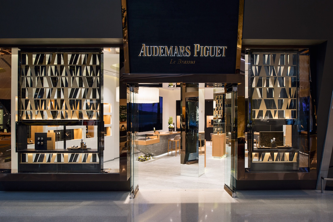 News Audemars Piguet Opens Boutique At The Shops At Crystals In Las