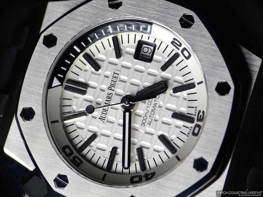 Offshore Diver Pictures : Insider audemars piguet royal oak offshore diver silver