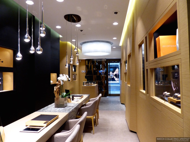 Experience Audemars Piguet Boutique Milano An Intimate Small