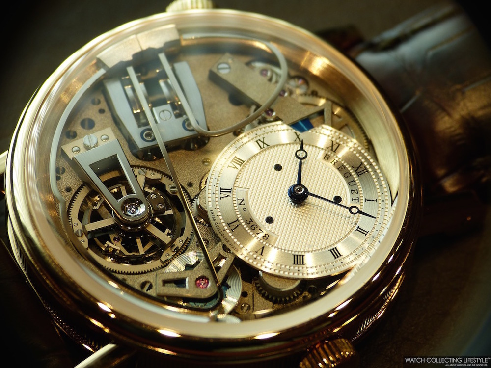Breguet Tradition Tourbillon Breguet Tradition Minute