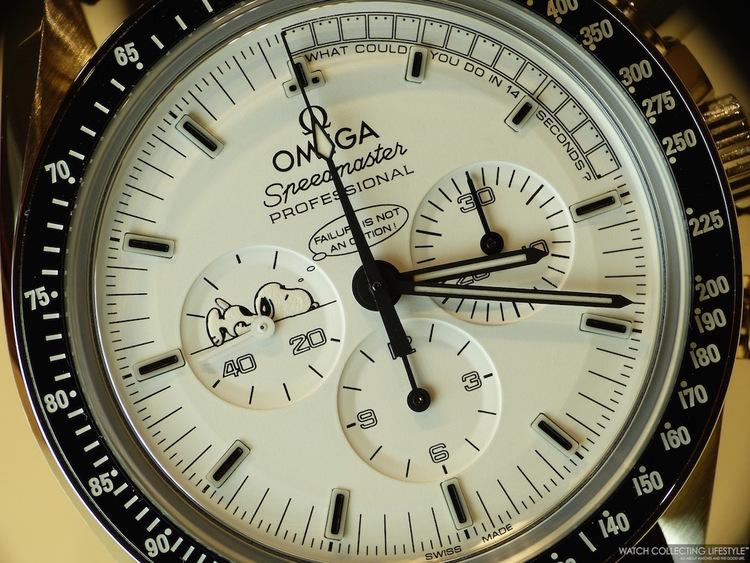 Omega Snoopy Preis