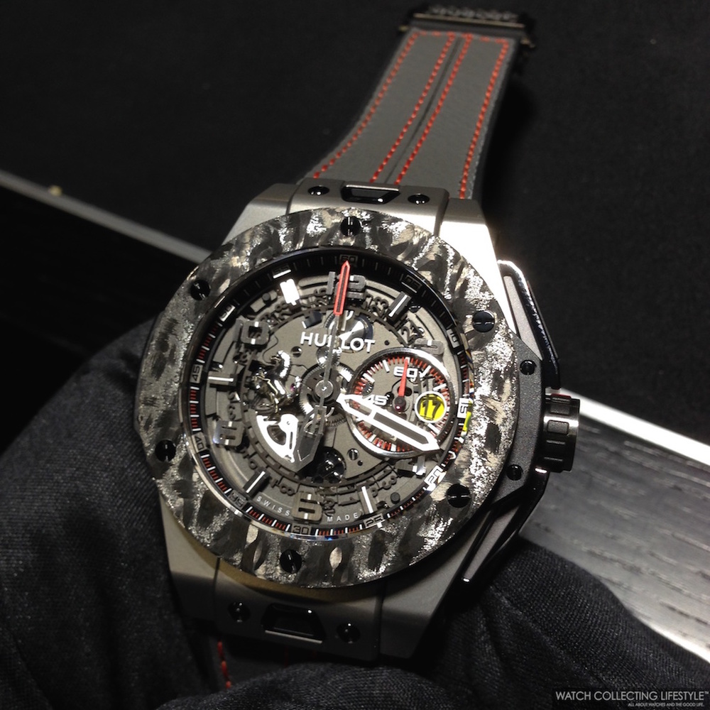 Hublot Big Bang Ferrari Price