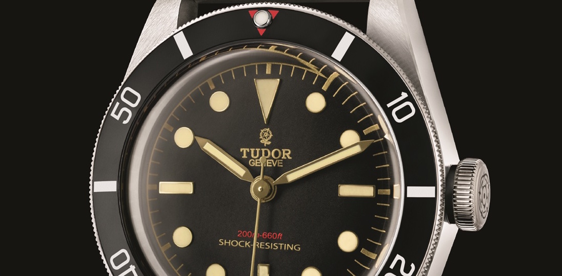 118f60a14ad News  The Tudor Heritage Black Bay One Sells for 375