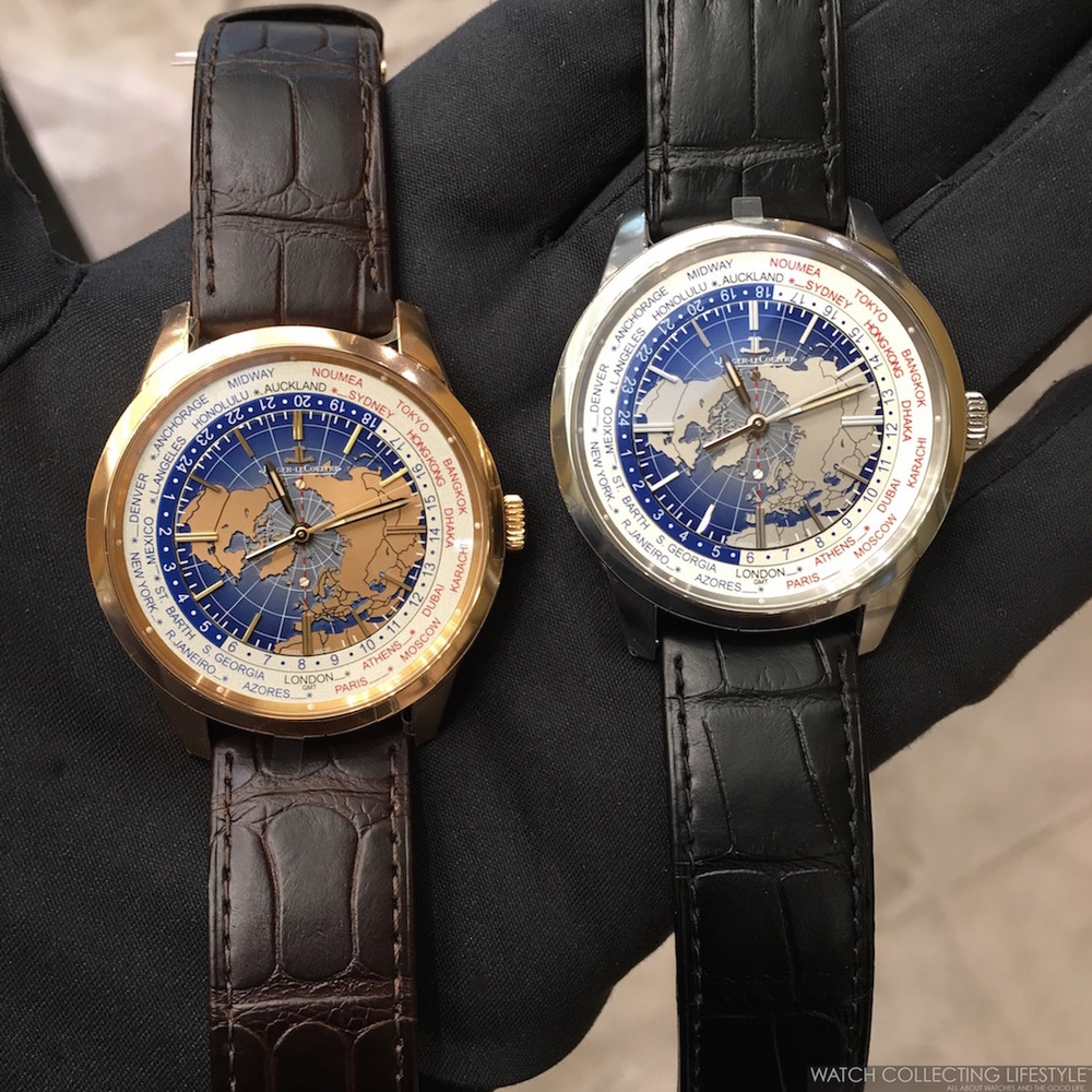 Insider jaeger lecoultre geophysic universal time you can 39 t get this much watch elsewhere for Geophysic watches