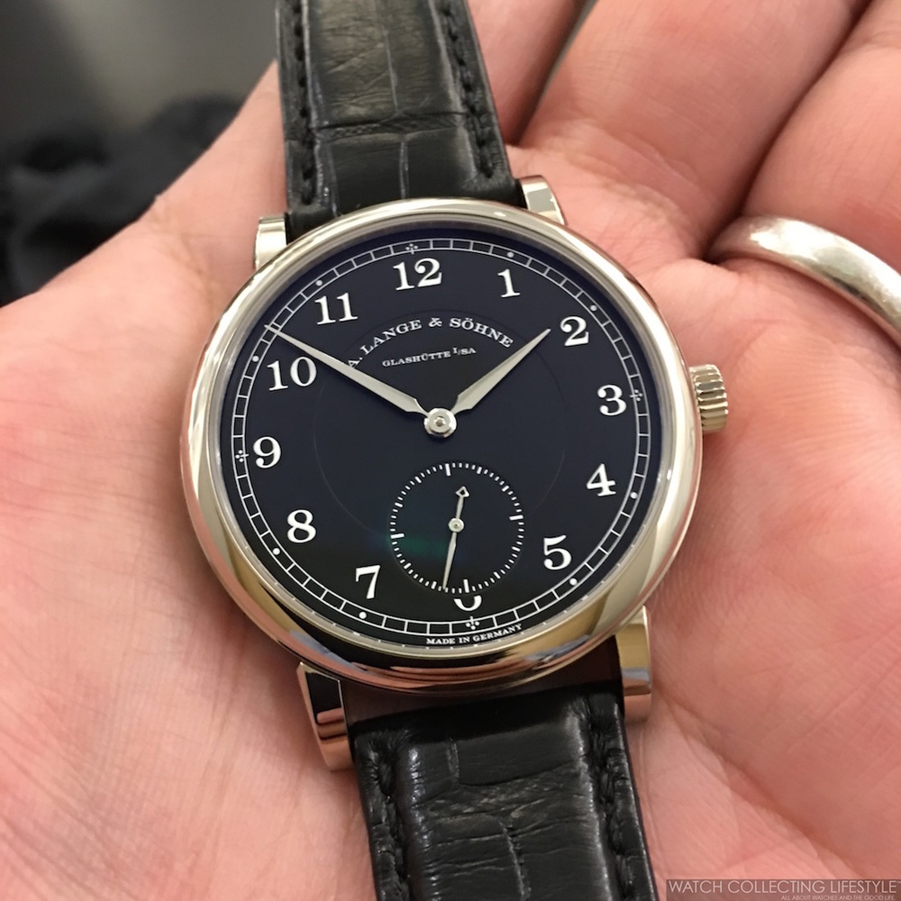 A. LANGE & SÖHNE 1815 200TH ANNIVERSARY F. A. LANGE LIMITED EDITION IN PLATINUM
