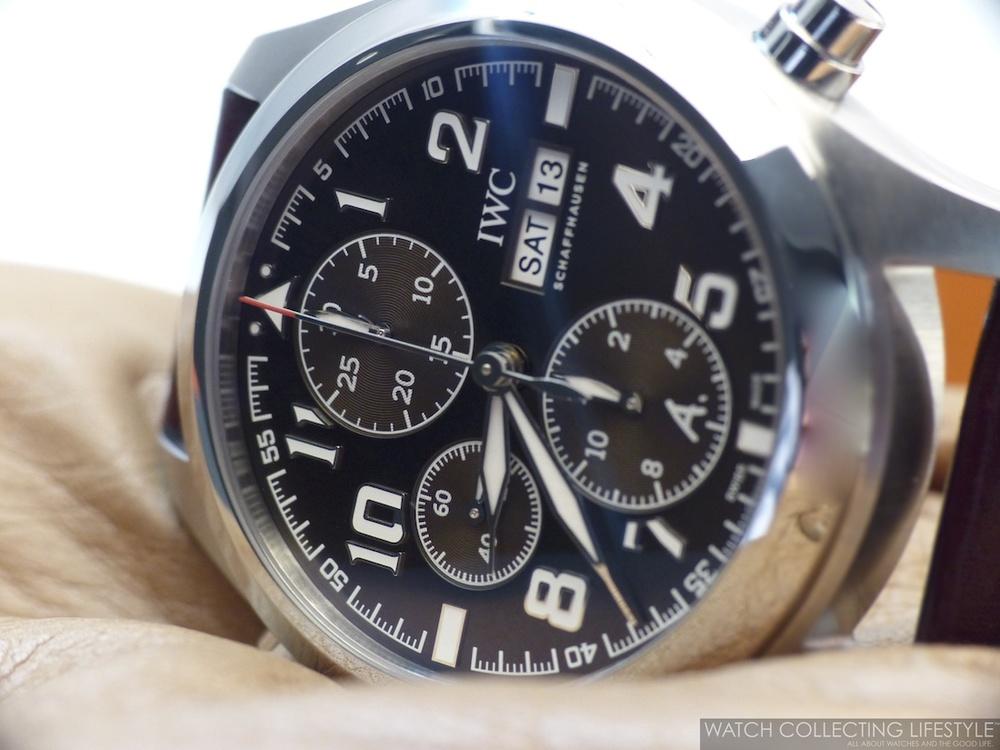 IWC Pilot's Watch Double Chronograph 'Antoine de Saint Exupèry'
