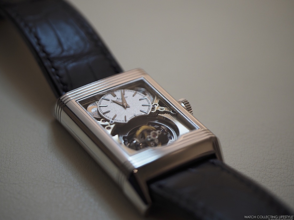 cc9c7ee81bb SIHH 2016  Presenting the new Jaeger-LeCoultre Reverso Tribute ...