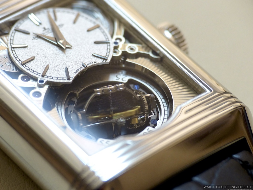 Sihh 2016 Presenting The New Jaeger Lecoultre Reverso Tribute