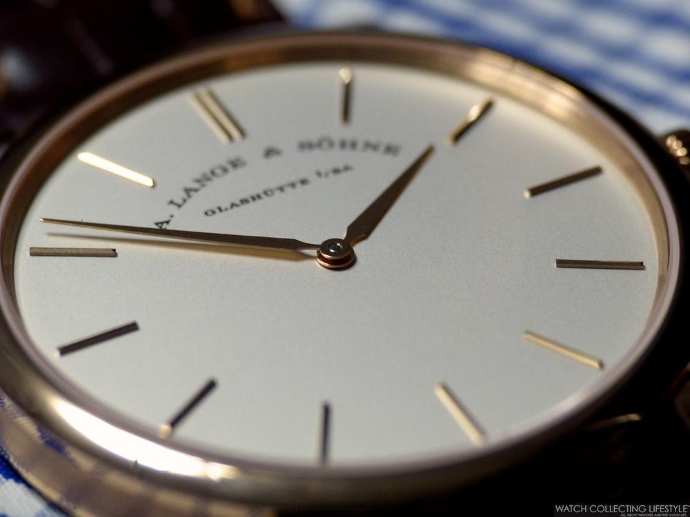 A. Lange & Söhne Saxonia Thin watch replica
