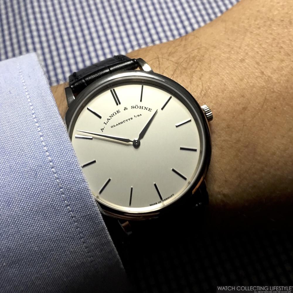 A. Lange & Söhne Saxonia Thin copy watch