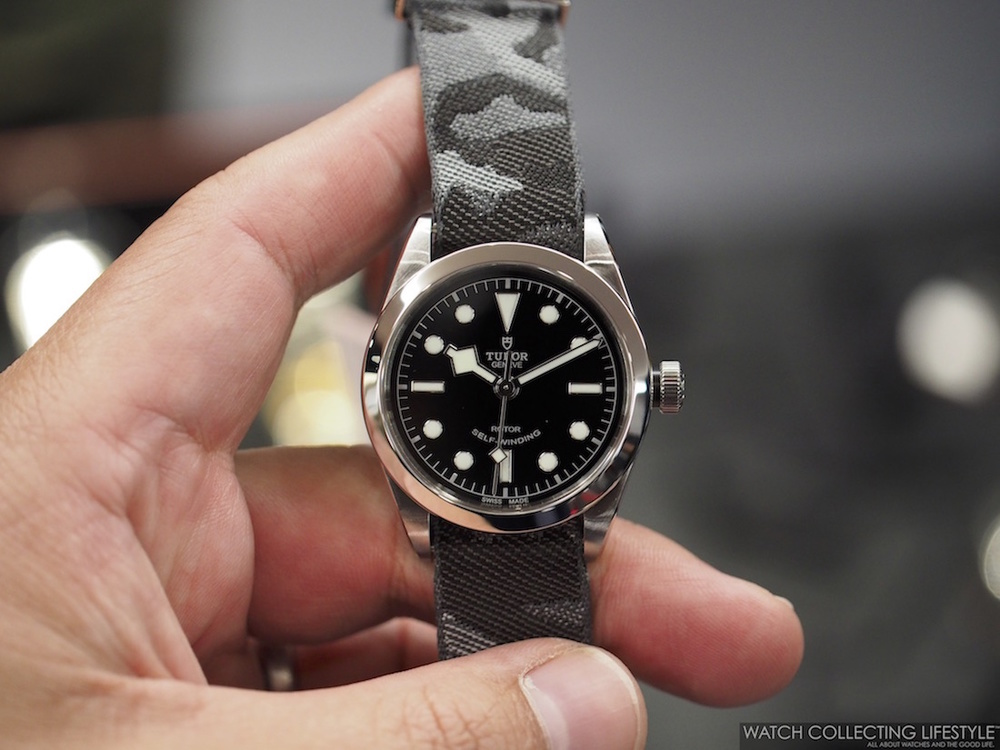 Baselworld 2016 Presenting The New Tudor Heritage Black Bay 36 Mm Ref 79500 Hands On Review Live Pictures Pricing on power water house
