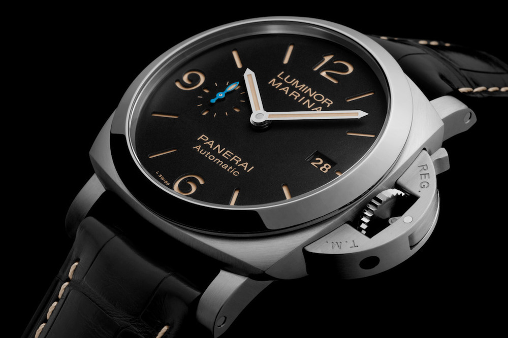 Panerai Luminor Marina 1950 3 Days PAM 1312. Sticker Price $7,500 USD.