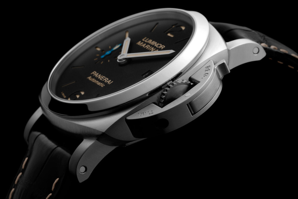 Panerai Luminor Marina 1950 3 Days PAM 1392. Sticker Price $7,400 USD.