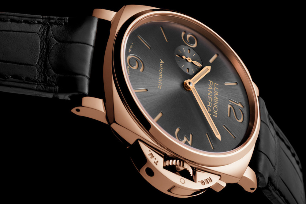 New Officine Panerai Luminor Due 3-Days Automatic PAM 675. Sticker Price $25,600 USD.
