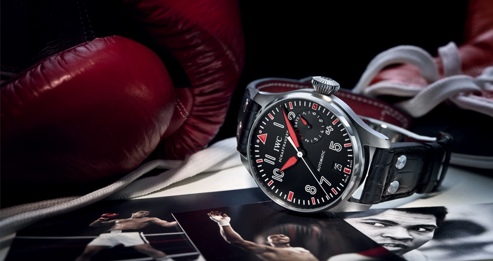 IWC Big Pilot's Watch Edition Muhammad Ali watch replica