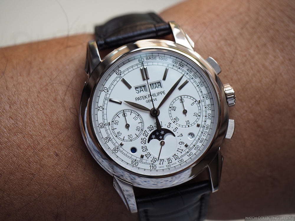 Patek Philippe ref. 5270G copy watch