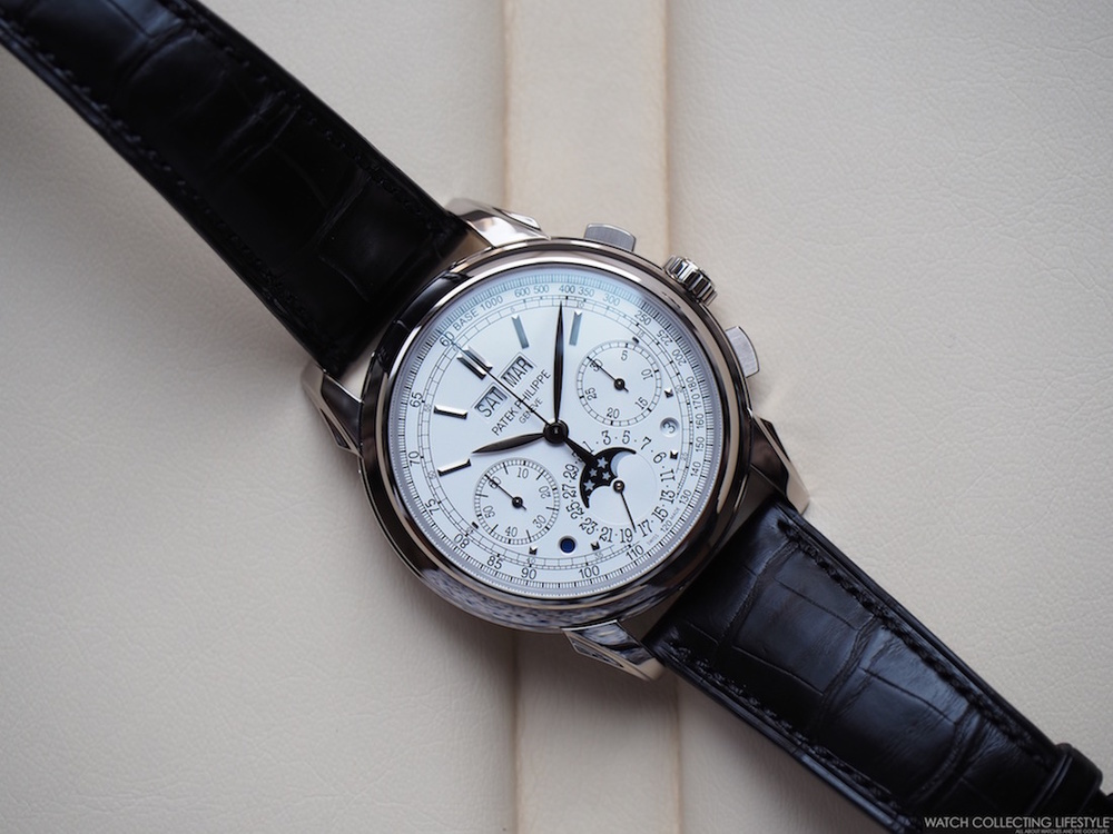 Patek Philippe ref. 5270 replica watch