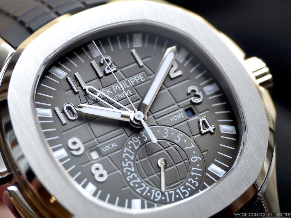 Patek Philippe Aquanaut ref. 5164A-001 copy watch