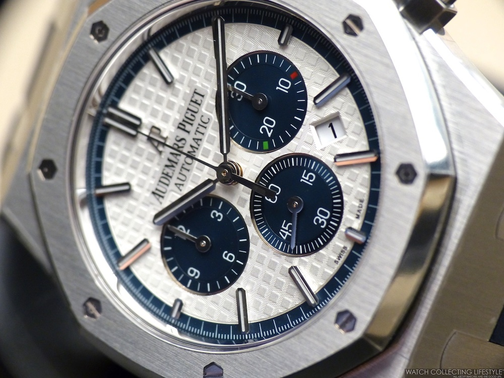 Royal Oak Chrono ref. 26326ST Tribute to Italy