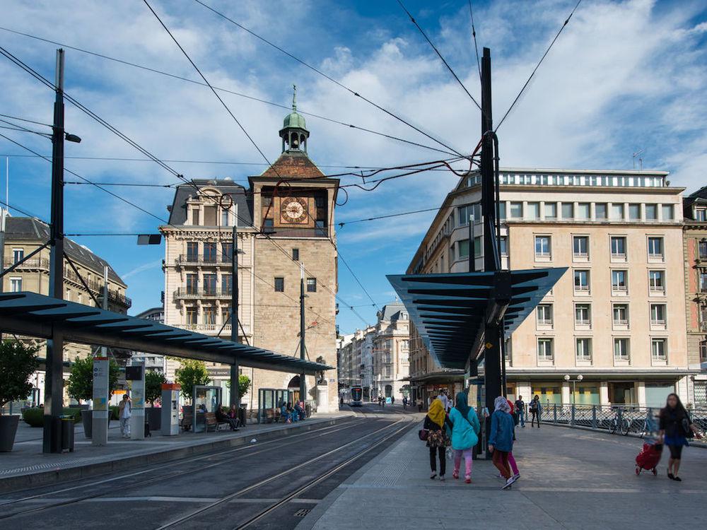 Picture from Fondation Genève Tourisme & Congrès.