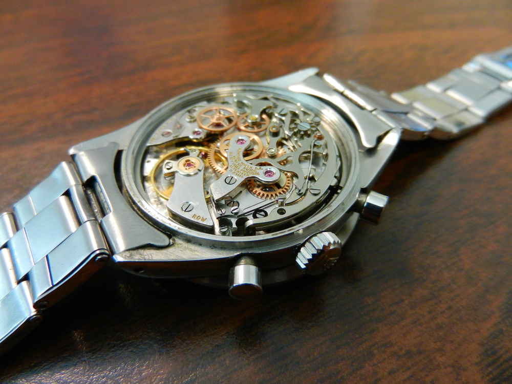 video the movement inside a rolex paul newman daytona ref 6239 rh watchcollectinglifestyle com rolex daytona manual winding manuel rolex daytona replica