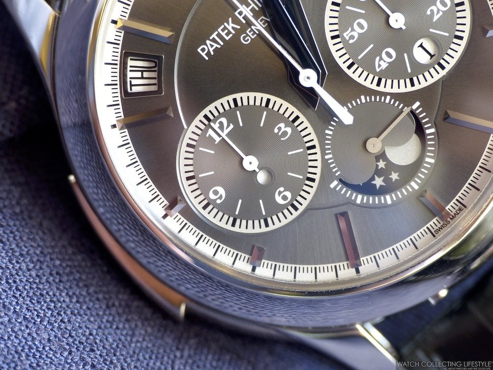 Patek Philippe Grand Complication ref. 5208P copy watch