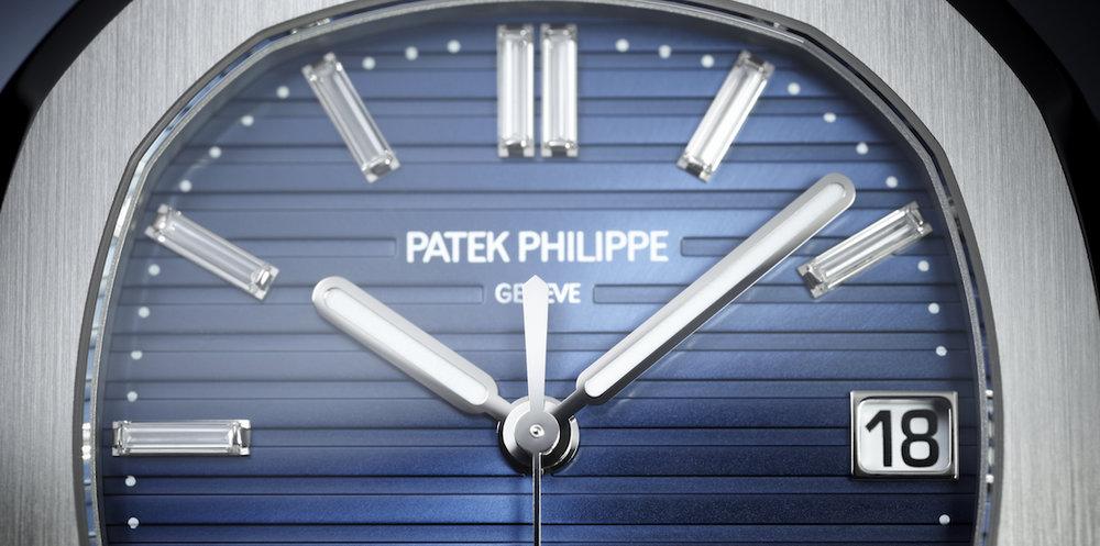 News Presenting The 40th Anniversary Patek Philippe Nautilus Ref