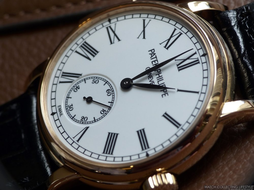 Patek Philippe Minute Repeater ref. 5078 copy watch