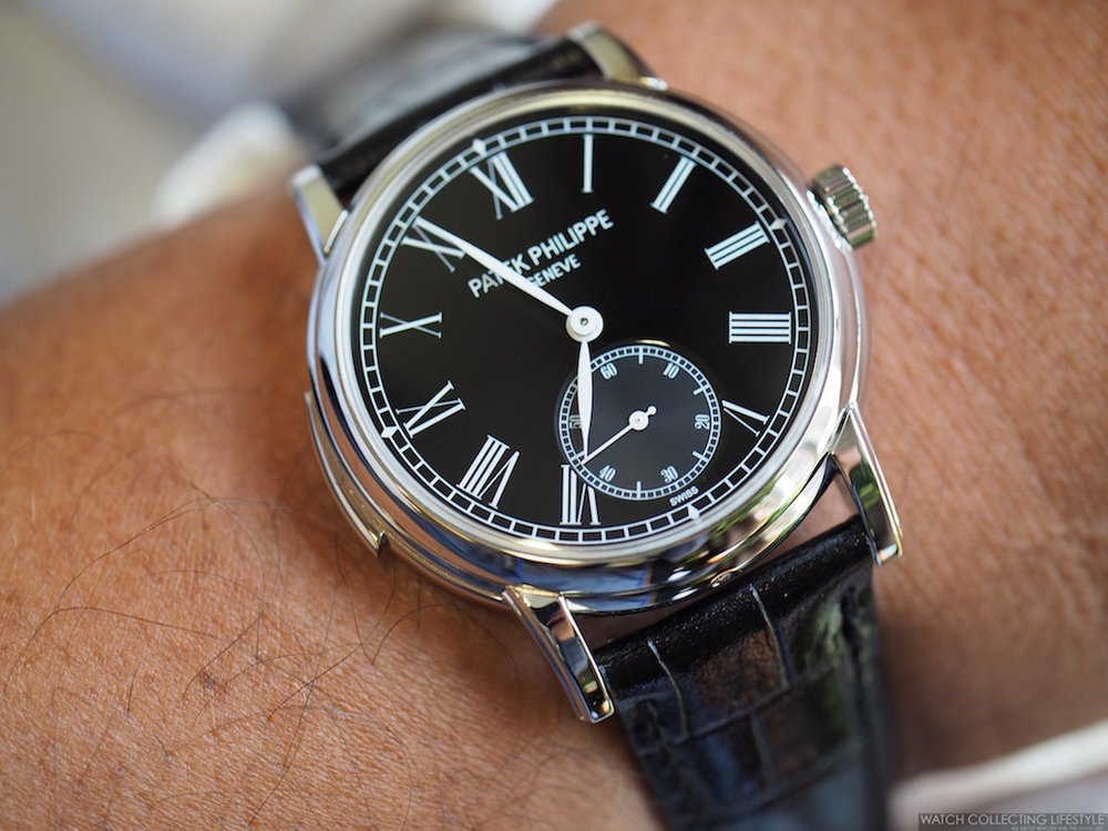 Patek Philippe Grand Complication Minute Repeater replica