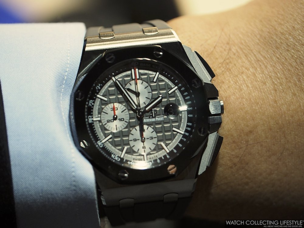 Sihh 2017 New Audemars Piguet Royal Oak Offshore 44 Mm