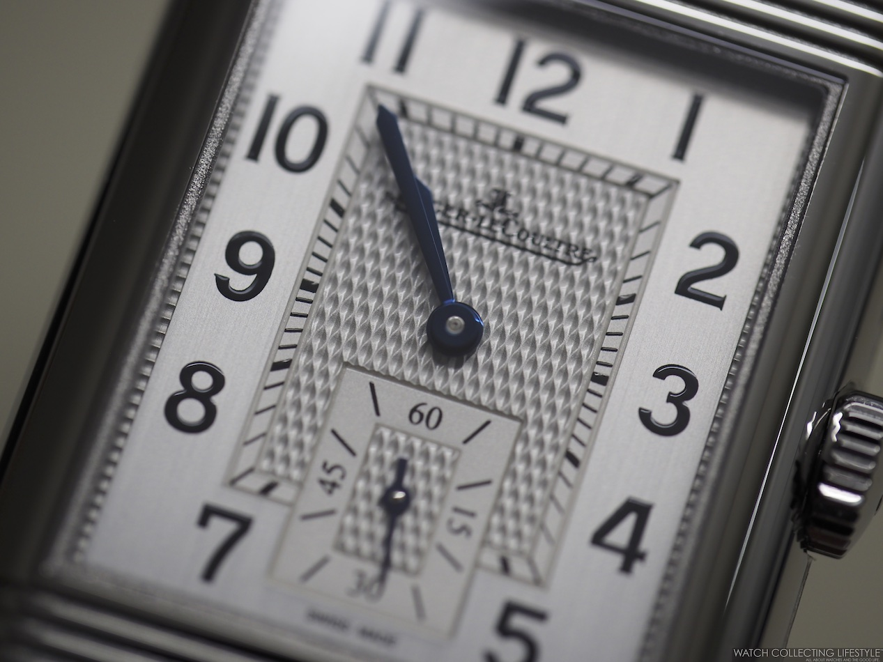 17940626038 Insider  Jaeger-LeCoultre Reverso Classic Large Duoface Small Second.  Hands-on with an Elegant Understated Timepiece that is Like Having Two  Watches in One.