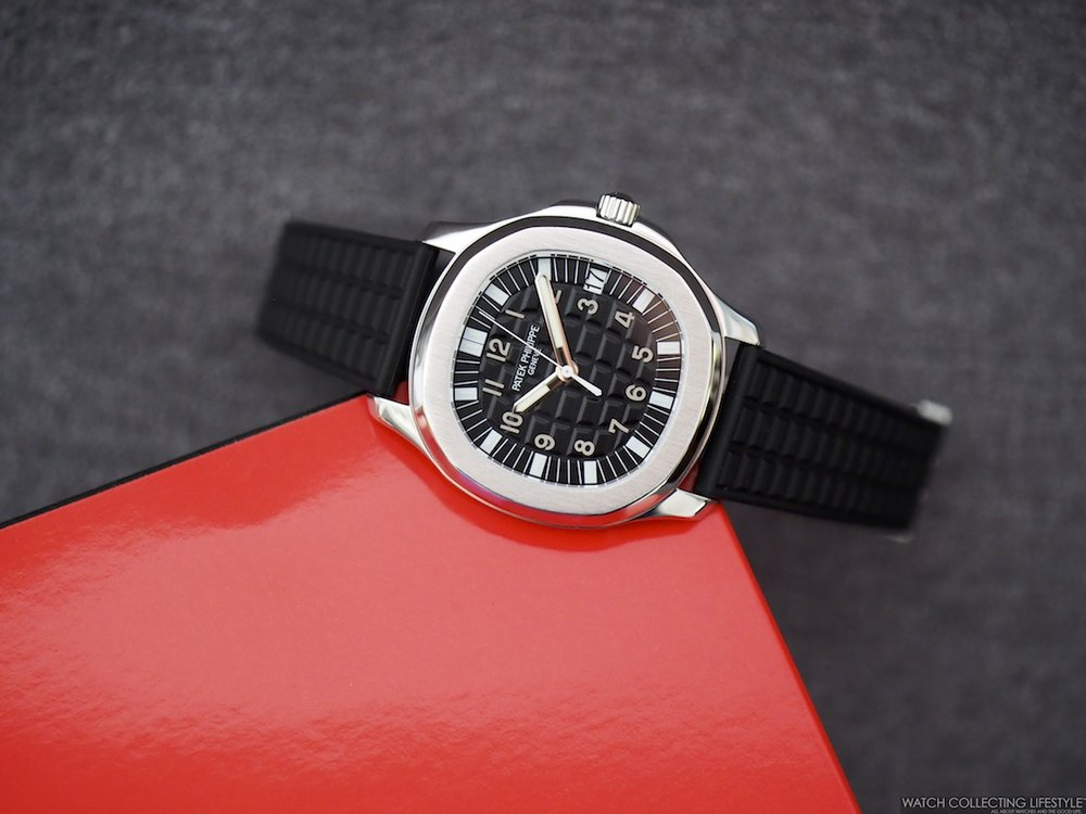 74e10dd26ac Patek Philippe Aquanaut ref. 5066. Photo by noonan from PuristSPro  Collectors Market.
