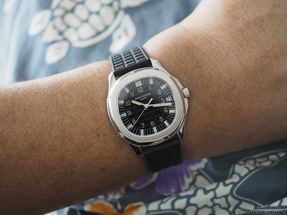 Aquanaut 5067a Replica Watch Info