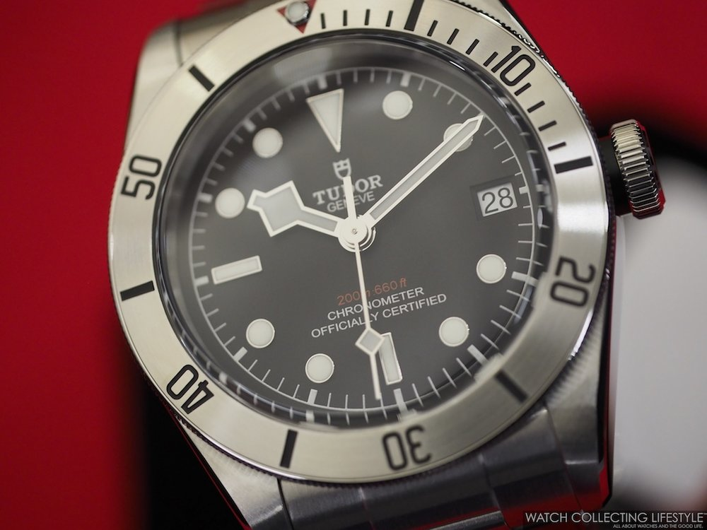a970960c358 Baselworld 2017  Tudor Black Bay Steel ref. 79730. Live Pictures   Pricing.