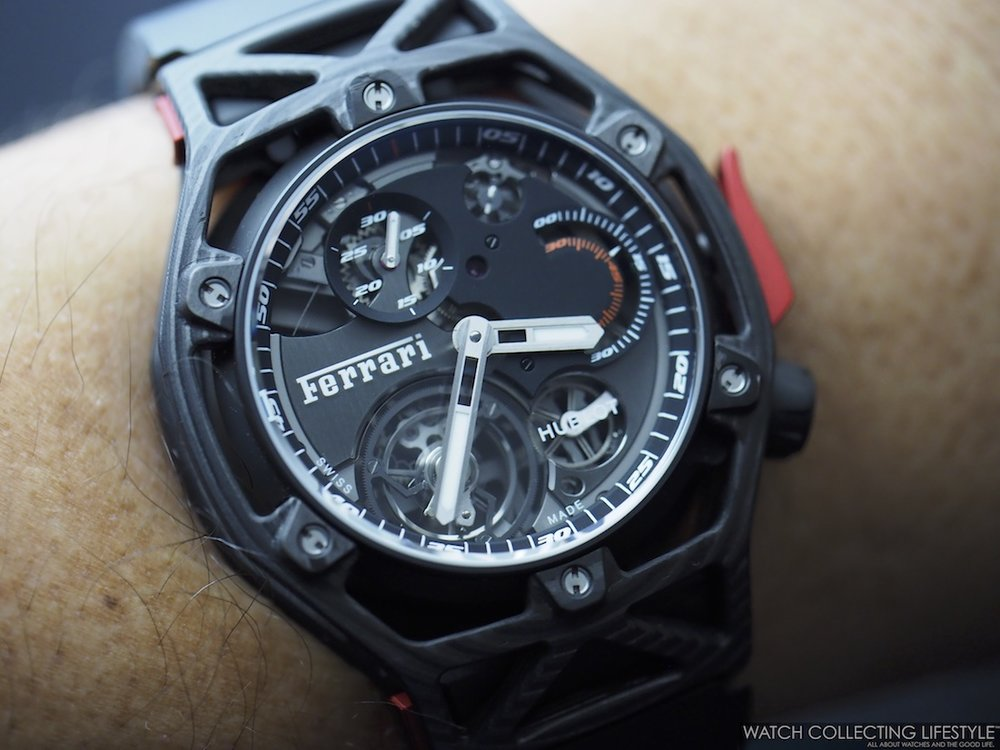 Hublot ferrari watch price