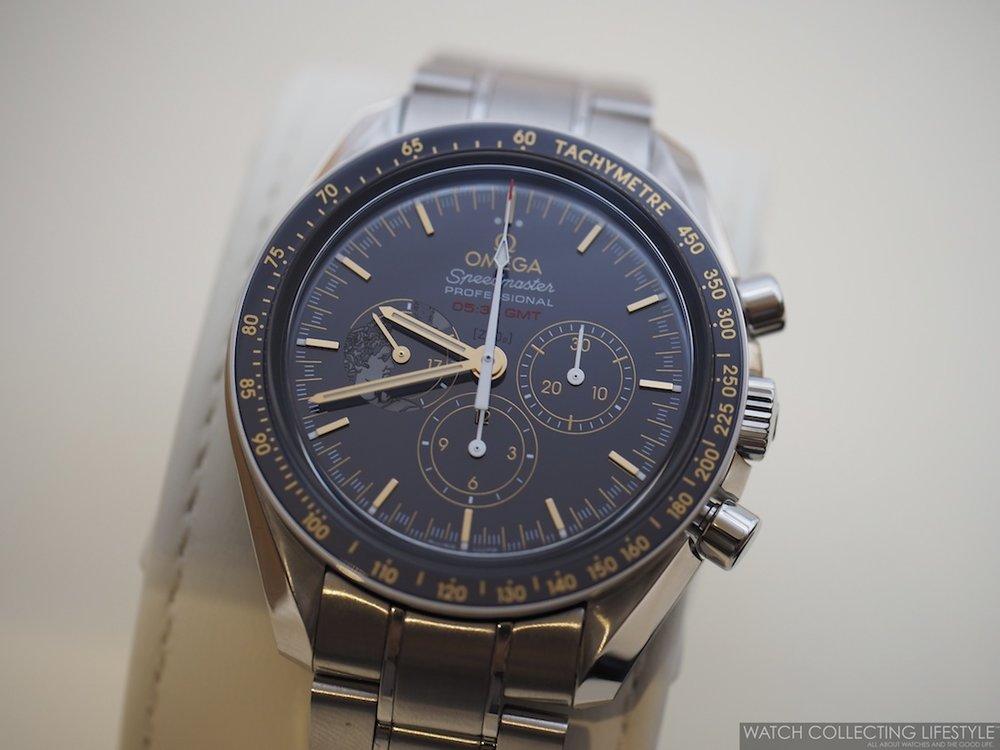 a91f76f7a25 Photo Gallery  Omega Speedmaster Apollo 17 45th Anniversary  Tribute ...