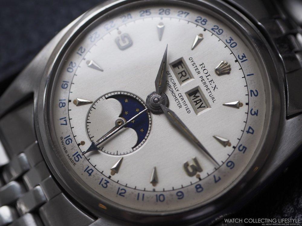 Rolex Triple Calendar ref. 6062