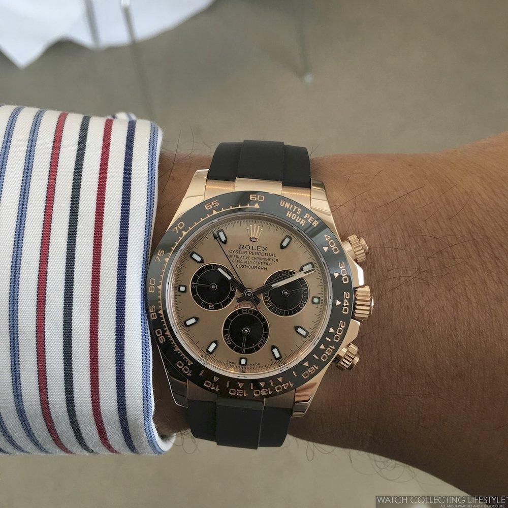 Rolex116515LN