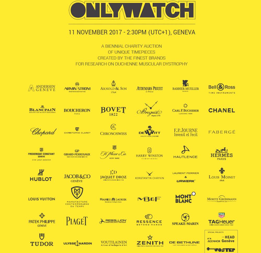 ONLYWATCH2017BRANDS