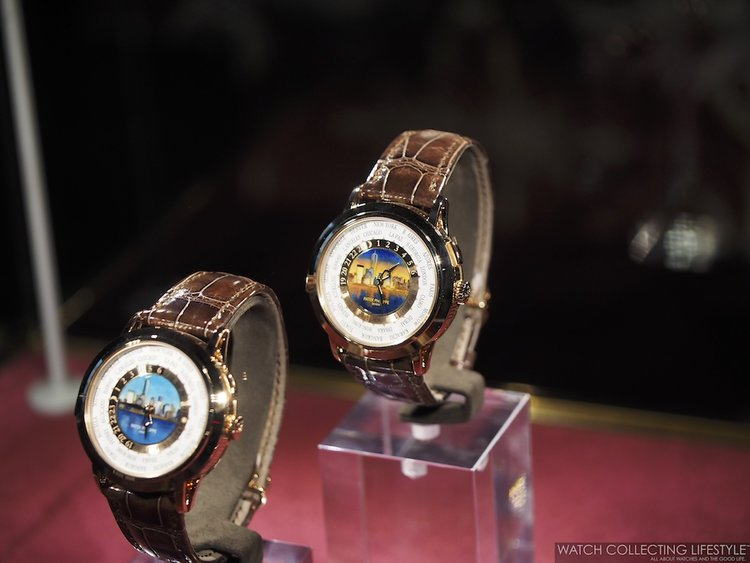 Patek Philippe World Time Minute Repeater 5531