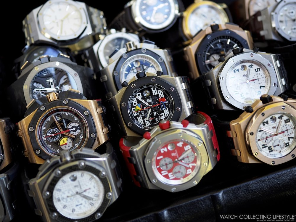 Watch Collecting Audemars Piguet
